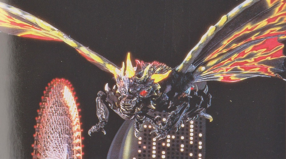 Although it's name isn't in the title, Battra is like dark-side Mothra