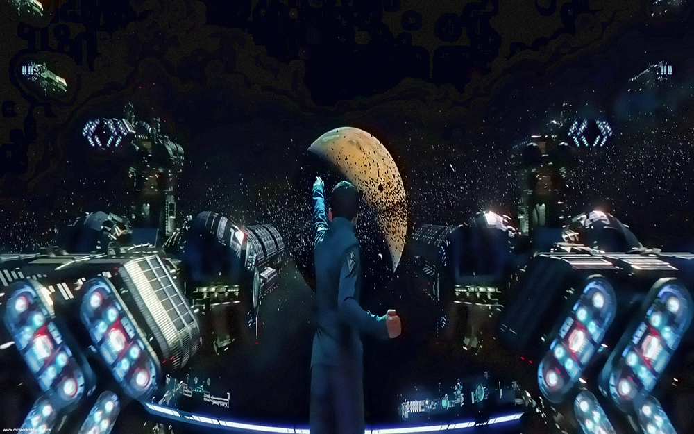 The coolest simulator around, Captain schoo..