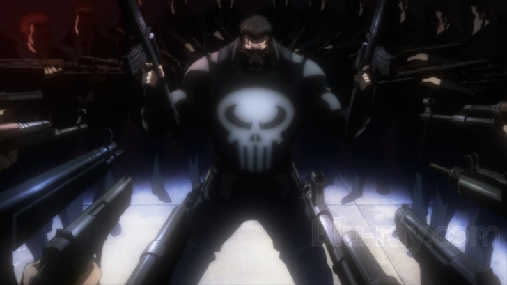 If Frank Castle had a superpower, it would be violence.
