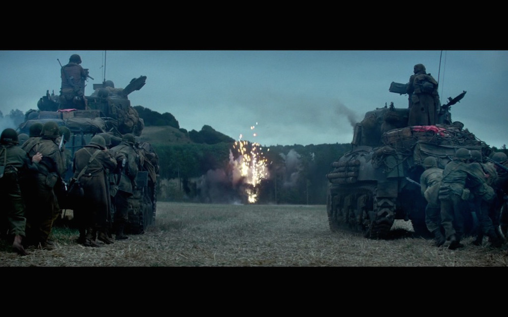 More tanks than the average WW2 flick!