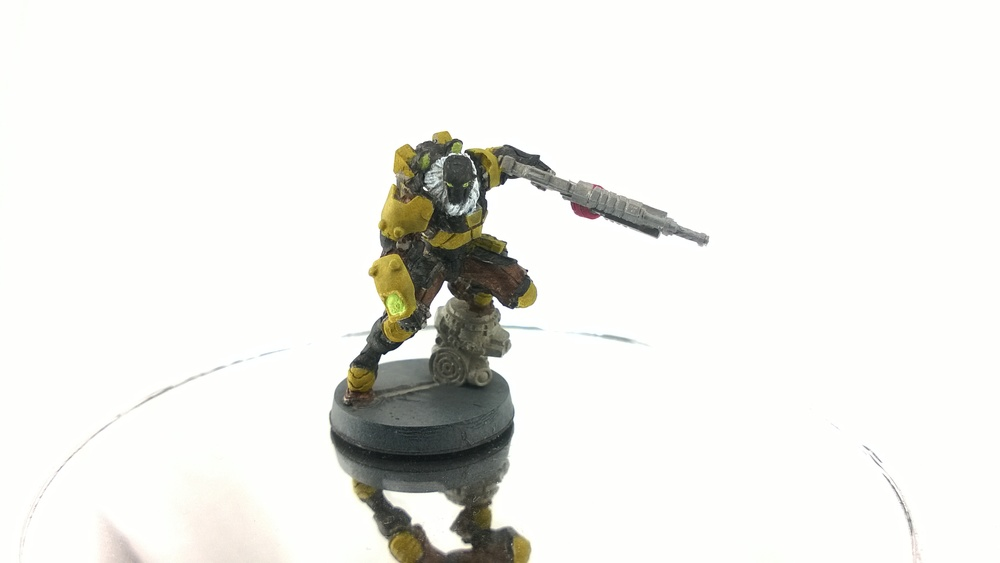 Raktorak, Morat Sergeant Major