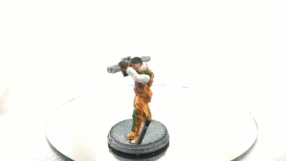Daylami Infantry