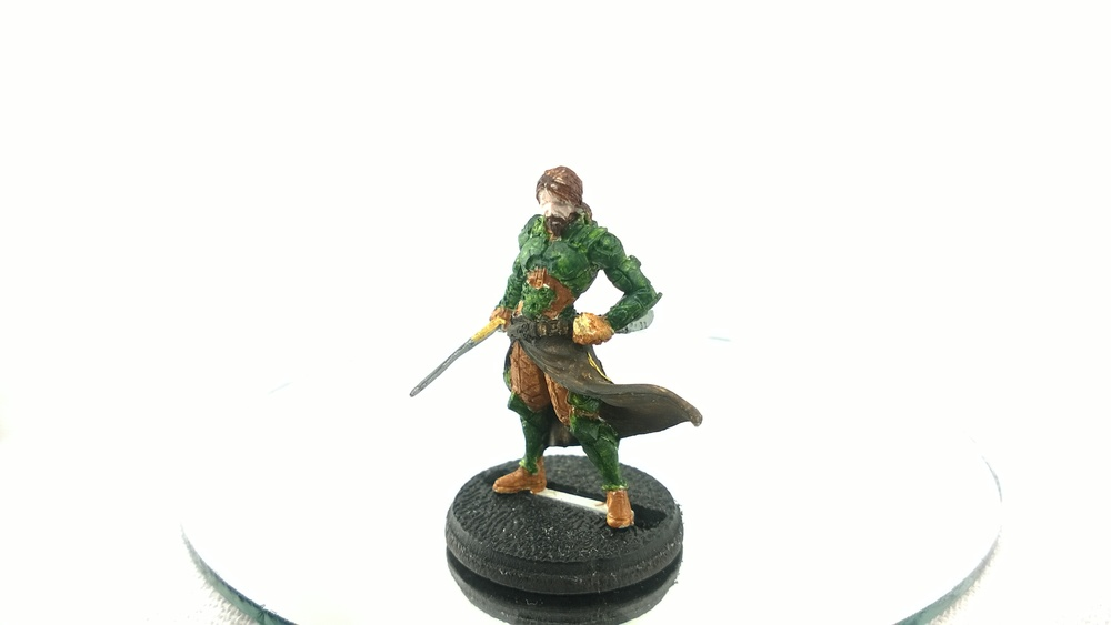 Saladin, Liaison Officer