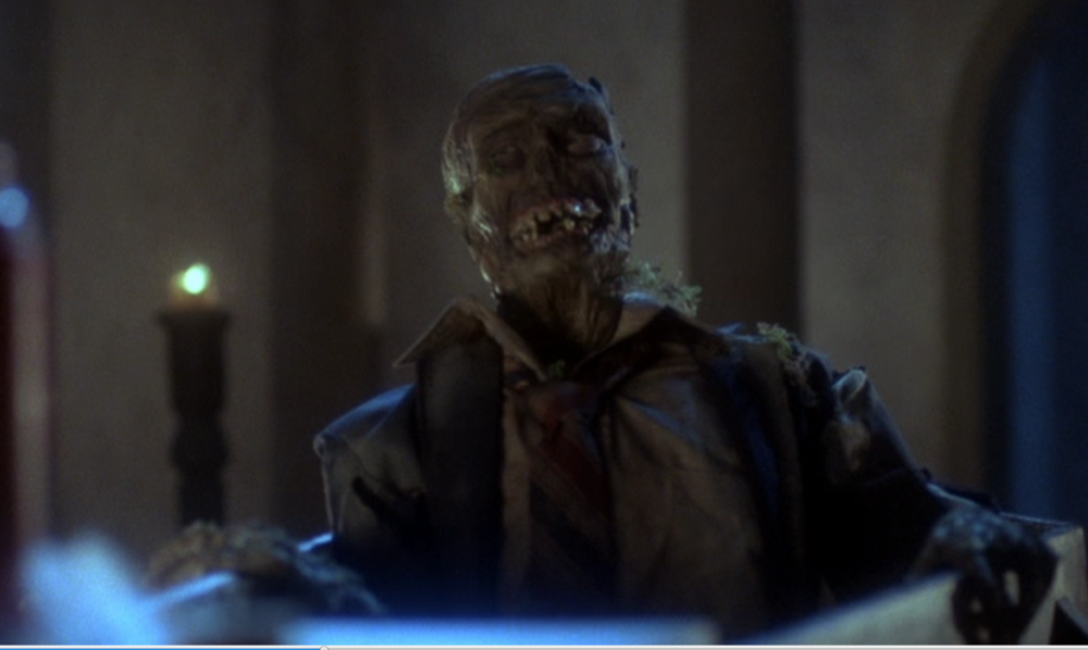 One title shy of being in Tales from the Crypt.