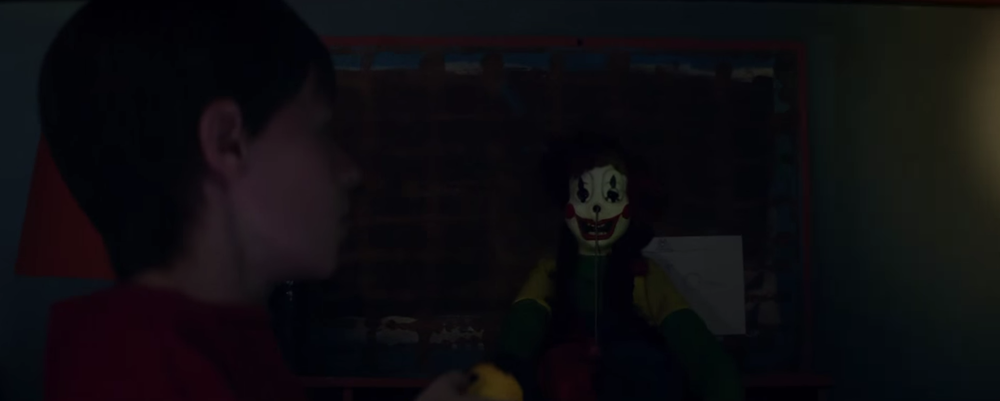 "One of the things that didn't change - ""why would someone own this"" clown doll."