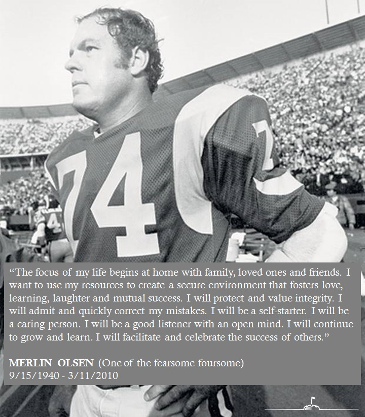 merlin olsen obituary
