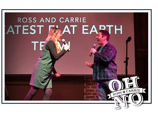 Ross and Carrie Take Homeopathic Vaccines: Los Angeles Live