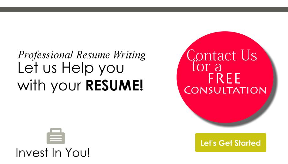 professional resume writing resume cover letter linkedin