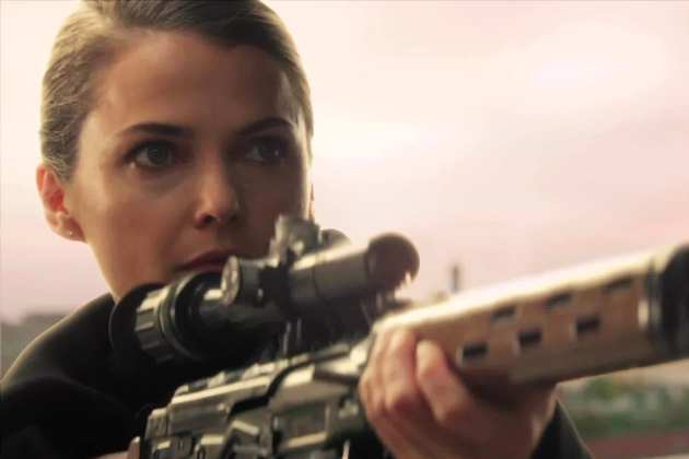 Keri Russell has more to think about than Ben and Noel.