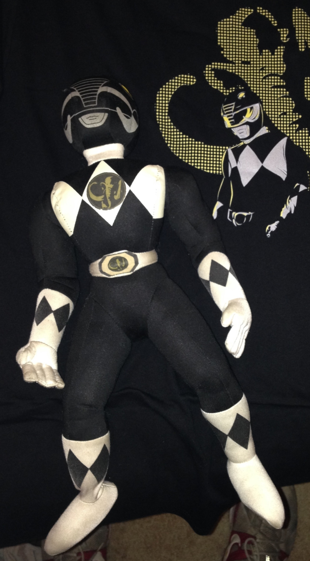 The prized Zach doll in all it's glory