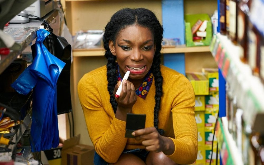 Michaela Coel is amazing