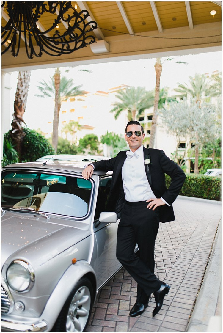 La Playa Hotel Naples Wedding