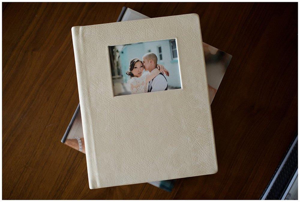 wedding albums trenholm photo