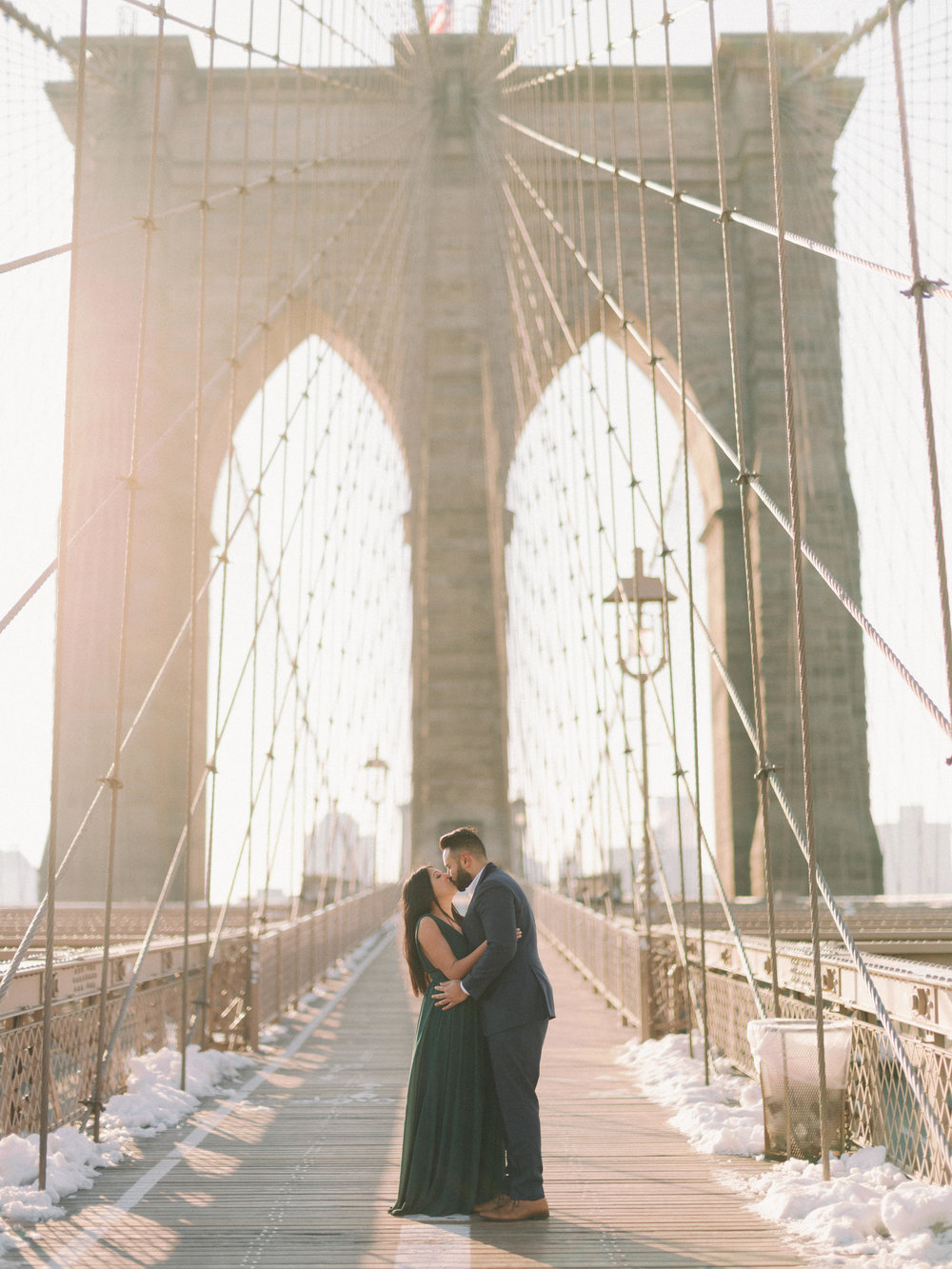 Sehrish and Rahil - NYC