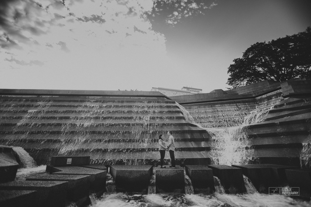 Engagement session_Theresa and Darren_DFW photographer_Elizalde Photographer_Water Garden Fort Worth1.jpg