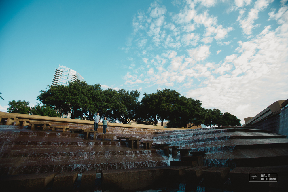 Engagement session_Theresa and Darren_DFW photographer_Elizalde Photographer_Water Garden Fort Worth3.jpg