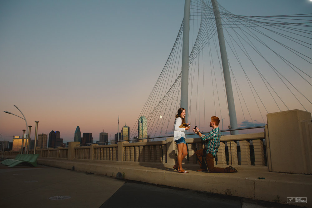 Proposal_DFW Wedding Photographer_Dallas Photographer_Elizalde Photography_margaret hunt hill bridge (15 of 21).jpg