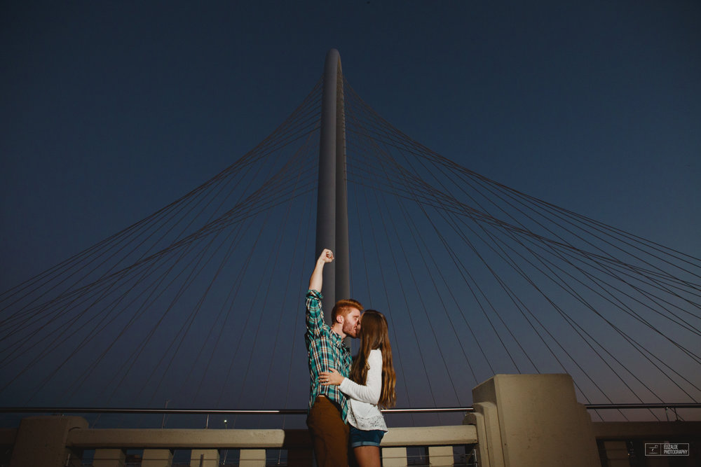 Proposal_DFW Wedding Photographer_Dallas Photographer_Elizalde Photography_margaret hunt hill bridge (18 of 21).jpg