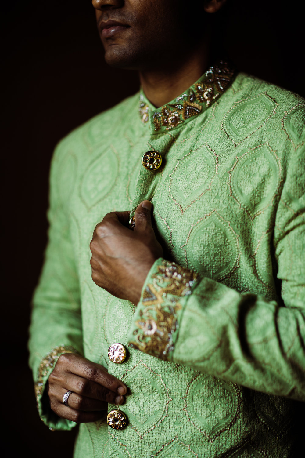 Keerthi and Kishore - Indian Wedding - elizalde photography - Dallas Photographer - South Asian Wedding Photographer - The SPRINGS Event Venue (25 of 226).jpg