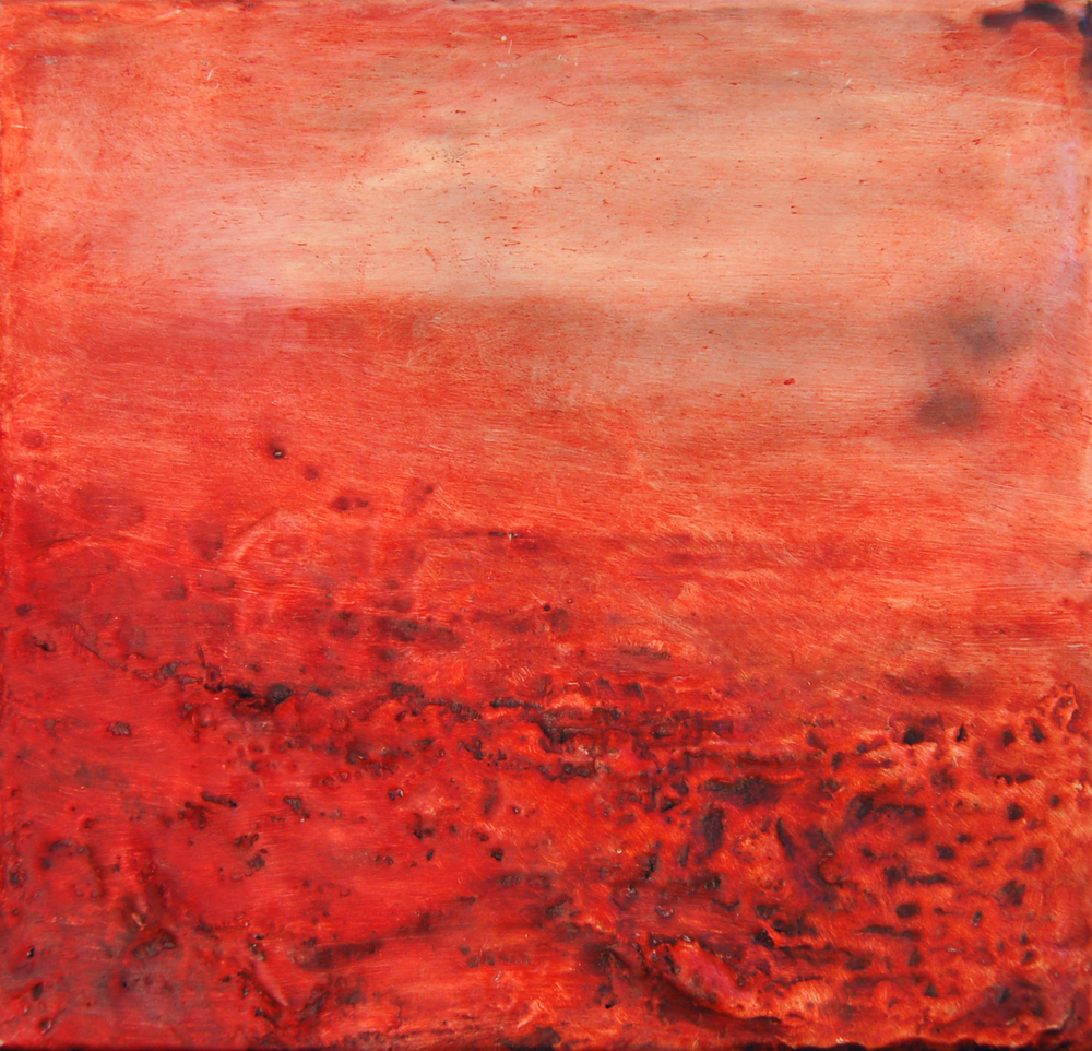 SG-045, Untitled Study, Encaustic on Panel, 8 x 8.jpg
