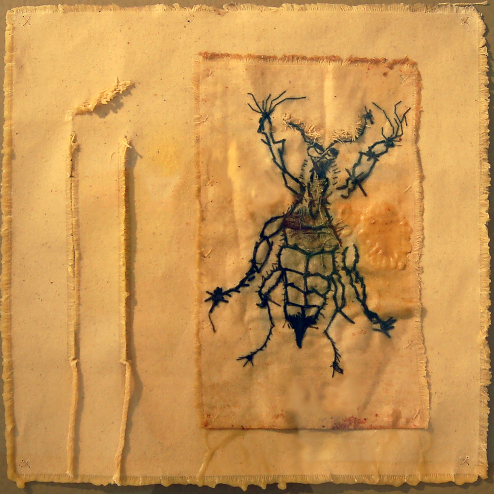 Aganetha Dyck, Untitled 2 (Given to Bees)