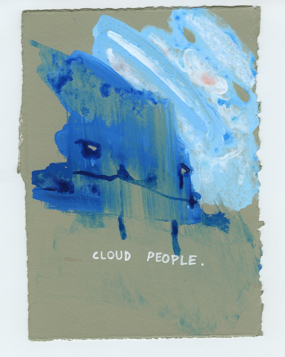 Cyrus Smith, Cloud People