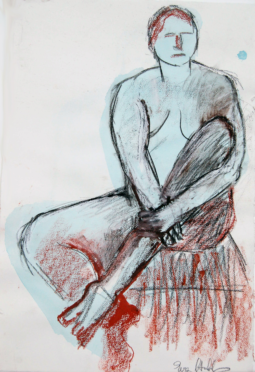 Eva Stubbs, Male Nude