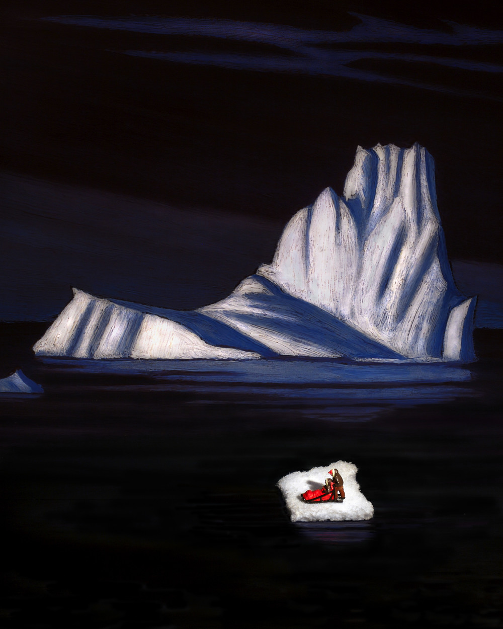 Davis Strait, Digital Photograph, 2009, 24 x 30.jpg