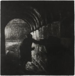 TH-006 Chasing Harry #1 1:25 Mezzotint 2011 11.5 11.5.jpg