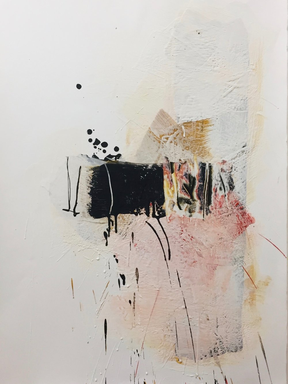 KW-083_Nonfiction 7_Encaustic on paper_2016_22x30.jpg