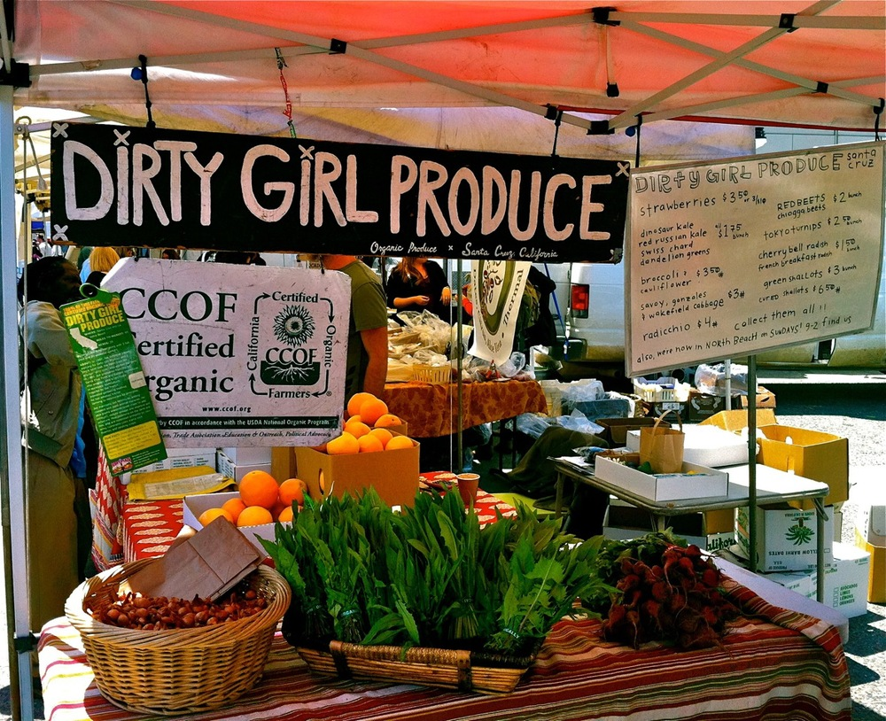 Farmer's Market, San Francisco, CA