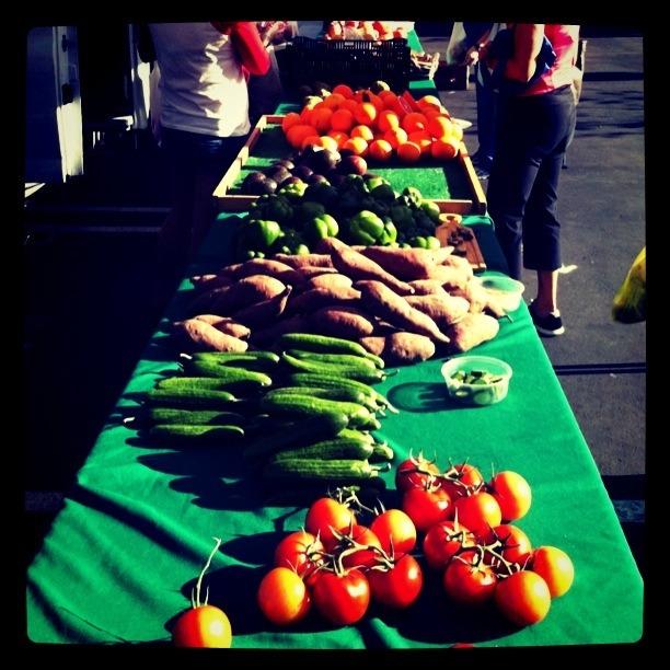 Farmer's Market, Rancho Santa Margarita, CA