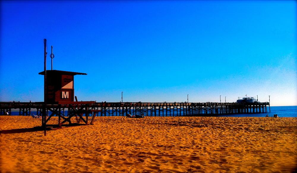 Balboa Pier, Newport Beach, CA