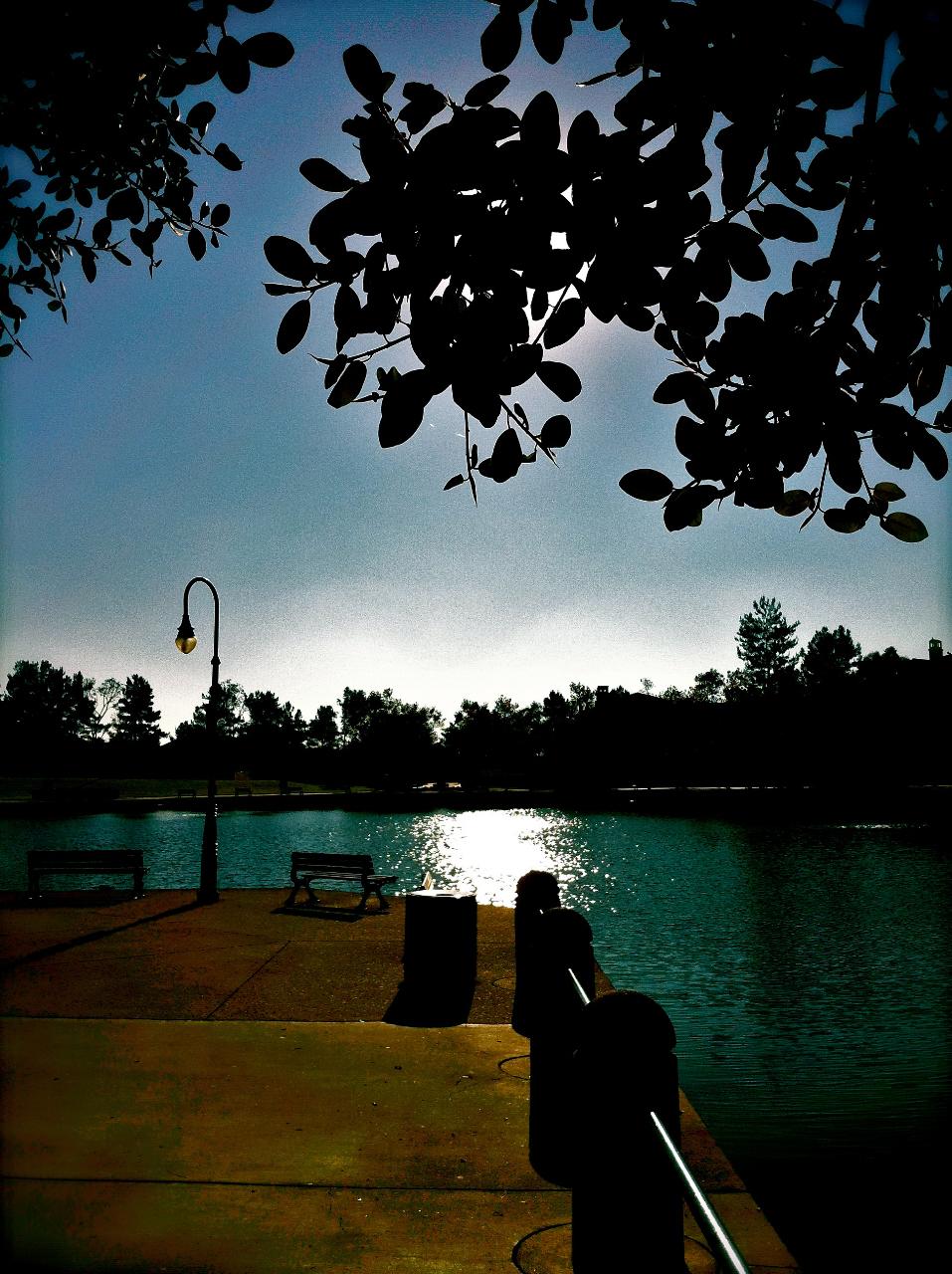 Lago Santa Margarita, Rancho Santa Margarita, CA