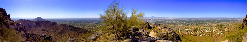 Piestewa Peak Hiking