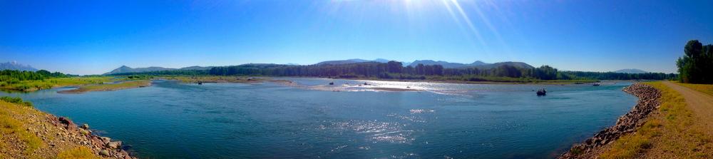 Snake River, Jackson, WY