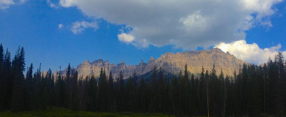 The Pinnacles, Teton Wilderness