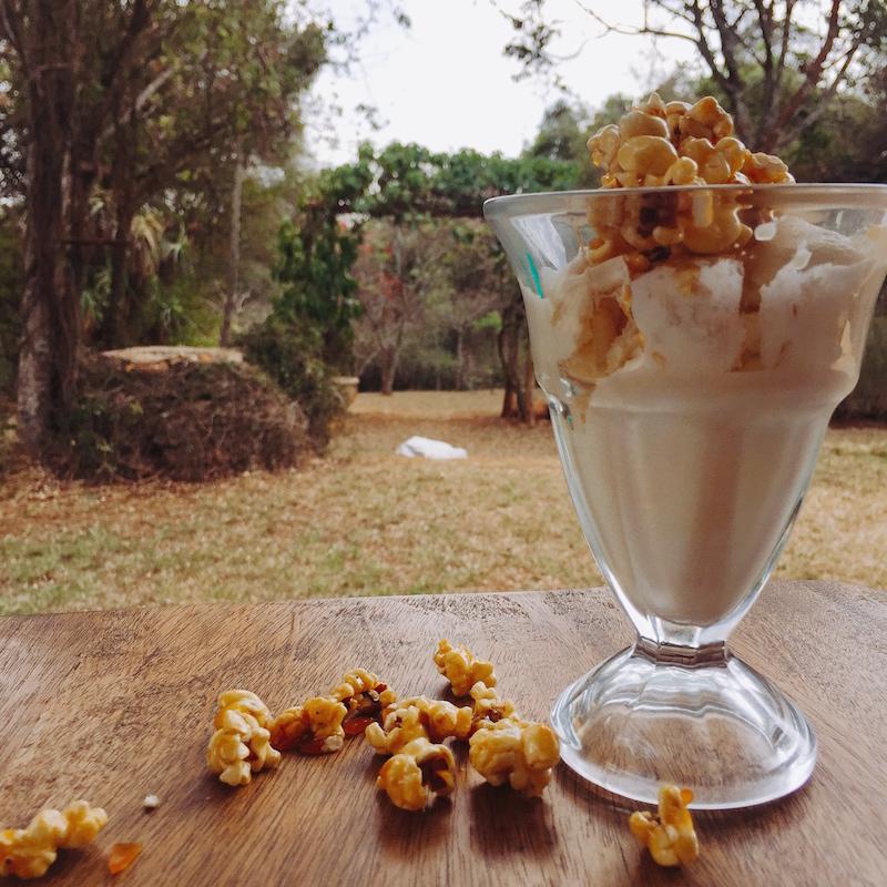 Popcorn ice-cream on LunchwithJuju.JPG