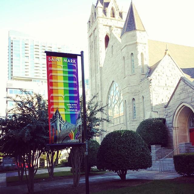 St. Mark pride. #atl