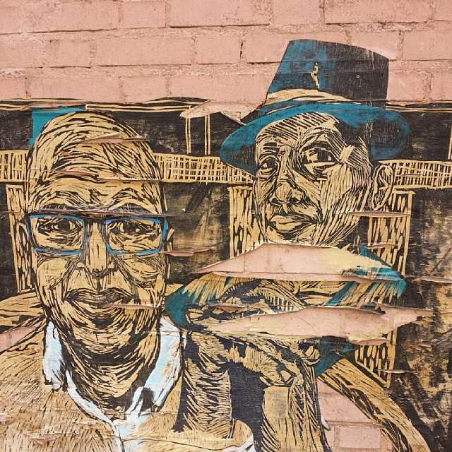 Street art in #Atlanta