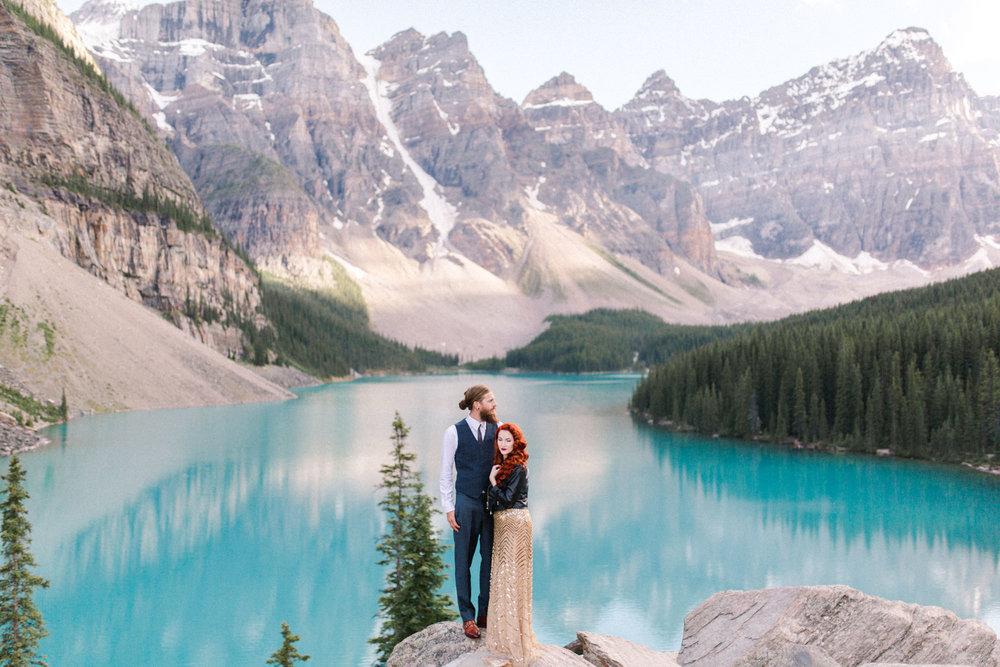 Motaine-Lake-Elopememnt-red-hair-golden-dress-1.jpg