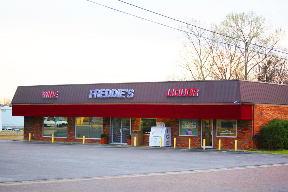 Freddie's Store Front