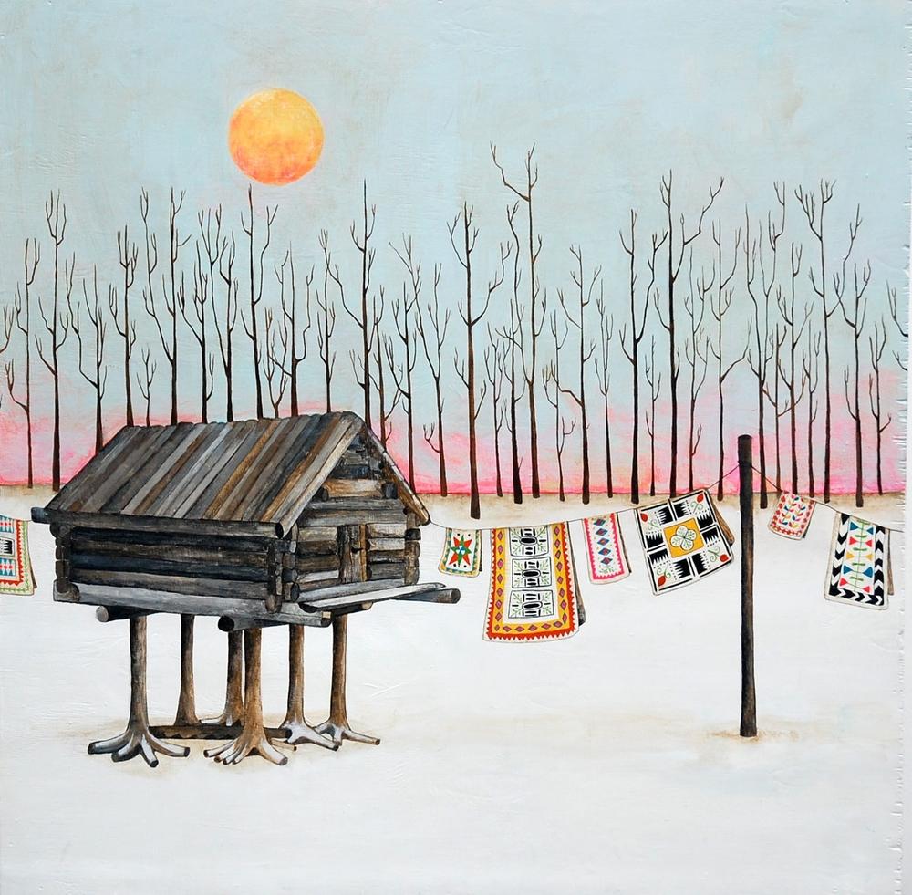 Lisa Congdon, Sunrise, 2011