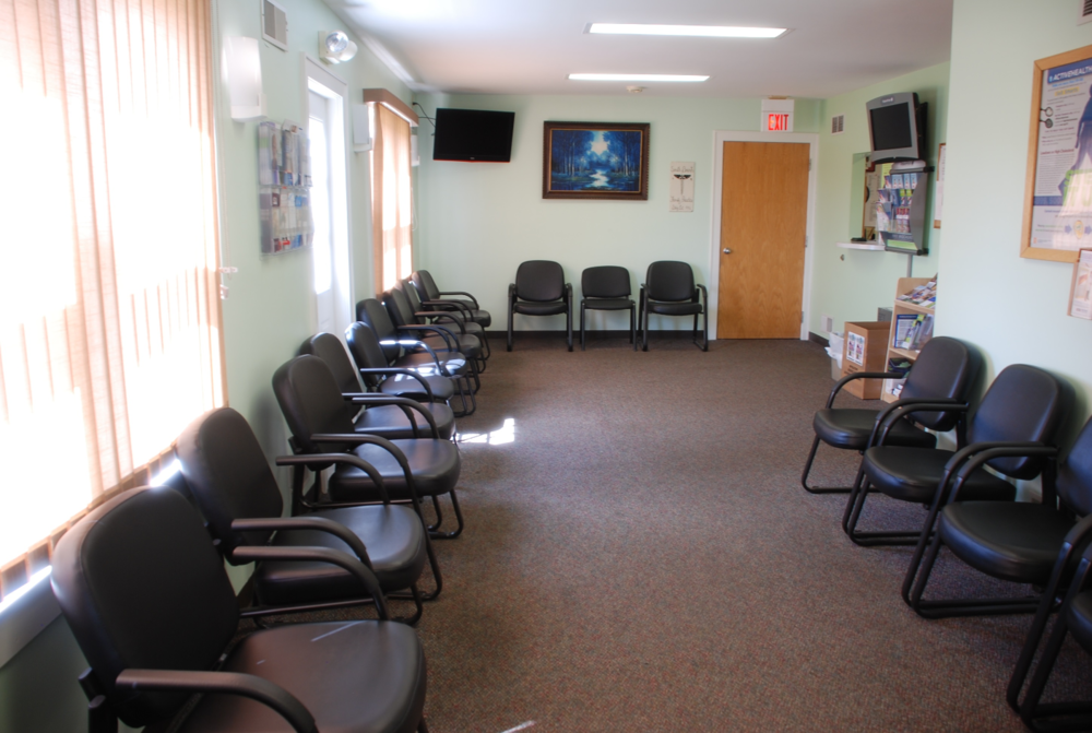 Welcome to the Waiting Room!