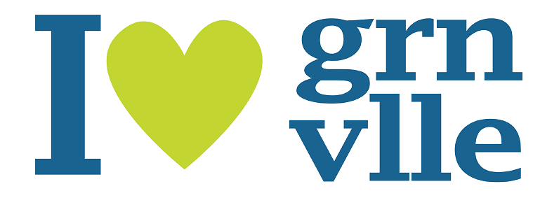 I Love Greenville Logo