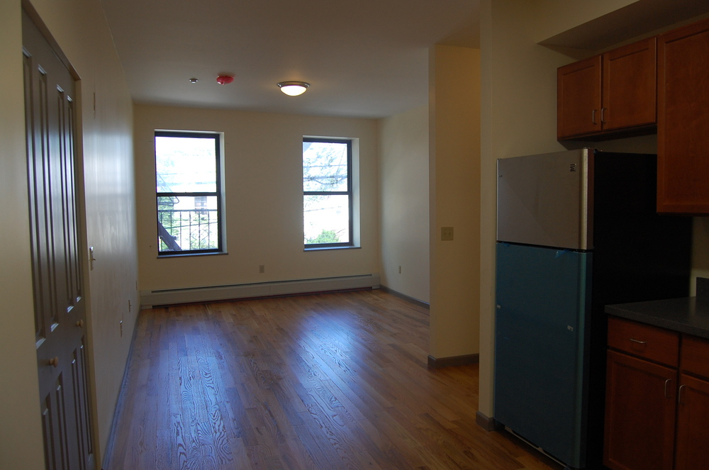 BCA One-bedroom Apt