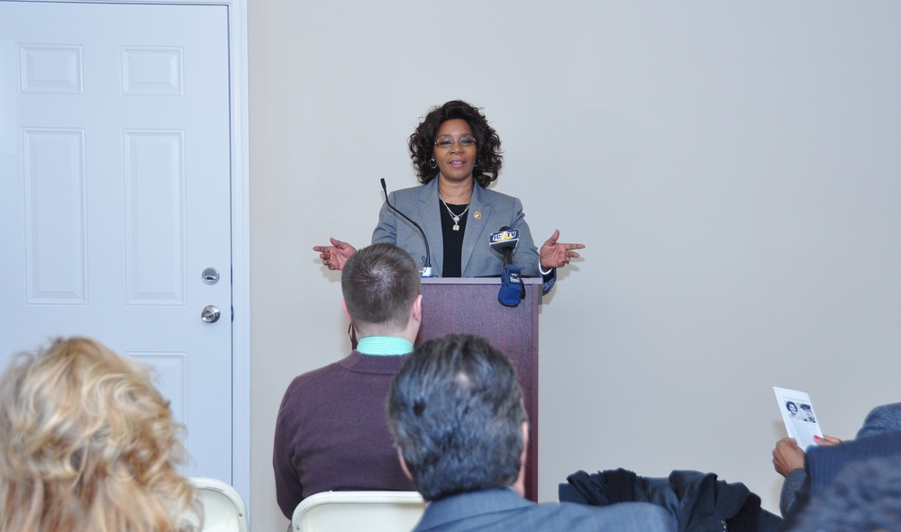 Ward F Councilwoman,    Diane Coleman