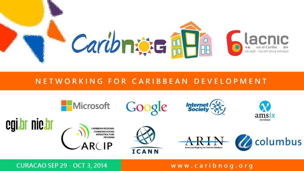 CaribNOG8 Sponsors