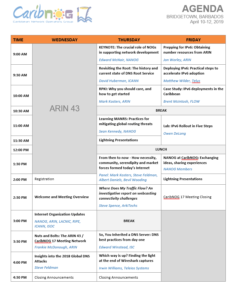 CaribNOG 17 Agenda.png