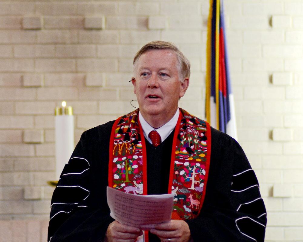 Rev. Dr. Woodrow rea